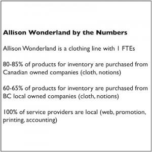 AllisonWonderland_ByTheNumbers